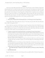 bài tập lớn học kỳ - môn Luật tố tụng dân sự