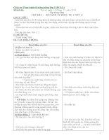 Giáo án thực hành kĩ năng sống lớp 3 (FULL)