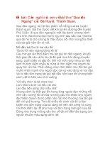"""Cảm nghĩ của em về bài thơ """"Qua đèo Ngang"""" của Bà Huyện Thanh Quan"""