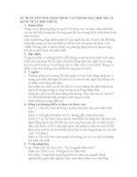 SỬ DỤNG PHƯƠNG PHÁP ĐÓNG VAI TRONG dạy học địa lí KINH tế xã hội lớp 10
