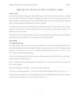 Chuyên đề HIỆU QUẢ sử DỤNG cấu TRÚC INTERVAL TREE