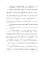 PHÁP LUẬT về TRÁCH NHIỆM của NGƯỜI ĐỨNG đầu các cơ QUAN HÀNH CHÍNH NHÀ nước của một số nước TRÊN THẾ GIỚI