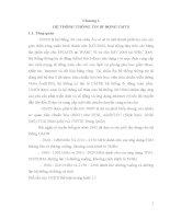 Đồ án môn học HỆ THỐNG THÔNG TIN DI ĐỘNG UMTS