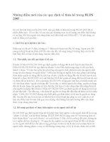 Những điểm mới của các quy định về thừa kế trong BLDS 2005