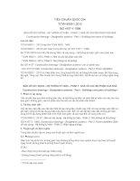 TCVN 6003 12012 (ISO 4157 11998) tiêu chuẩn quốc gia về bản vẽ xây dựng   hệ thống ký hiệu   phần 1 nhà và các bộ phận của nhà