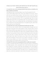 50 bài luận mẫu Tiếng Anh trong kỳ thi THPT Quốc gia Phần Writing Part 2