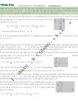 Chuyên đề Lý 11  Từ trường các loại dòng điện