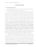 BIỆN PHÁP RÈN KĨ THUẬT VIẾT CHỮ ĐÚNG CHO HỌC SINH LỚP 11 Ở TRƯỜNG TIỂU HỌC TRẦN BÌNH TRỌNG