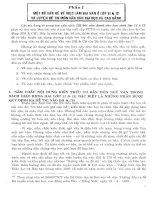 TUYỂN TẬP CÁC BÀI VĂN MẪU LỚP 11 12 VÀ ÔN THI THPT QUỐC GIA