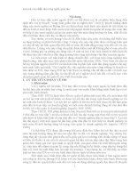 ĐẦU TƯ TRỰC TIẾP NƯỚC NGOÀI TẠI VIỆT NAM (FDI) TRONG THẬP NIÊN ĐẦU THẾ KỶ 21, NHỮNG VẤN ĐỀ ĐẶT RA VÀ GIẢI PHÁP