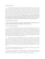 Nội dung về quy tắc xuất xứ hàng hóa theo quy định của Hiệp định thương mại hàng hóa ASEAN (ATIGA)