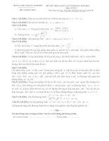 30 bộ đề thi thử thpt quốc gia môn toán 2016