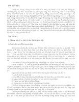 Tìm hiểu vị trí pháp lý của nhà đầu tư gián tiếp trên thị trường chứng khoán Việt Nam, thực trạng và đề xuất pháp lý
