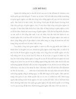 Tiểu luận xử lý tình huống về vấn đề giảm nghèo đối với gia đình ông trần văn kỳ (địa chỉ tại phường nhật tân – tây hồ   hà nội)