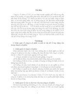 Quy định của pháp luật về các hình thức huy động vốn của công ty cổ phần