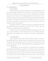 skkn một số phương pháp dạy từ vựng tiếng anh lớp 3