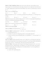 Tổng hợp đề thi thử vào lớp 10 môn toán năm 2013 (Phần 6)