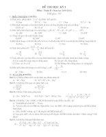 bài tập toán đại số lớp 8 nâng cao