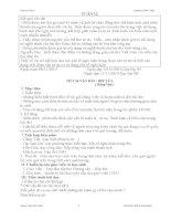 bài dự thi dạy học tích hợp liên môn tiết 56 văn bản bếp lửa của bằng việt
