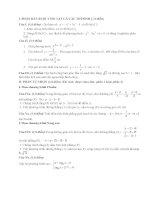 Tổng hợp đề thi thử tốt nghiệp môn toán năm 2013 (Phần 8)