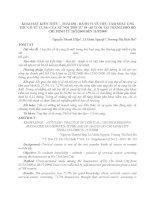 KHẢO SÁT KIẾN THỨC – THÁI ĐỘ - HÀNH VI VỀ VIỆC TẦM SOÁT UNGTHƯ CỔ TỬ CUNG CỦA NỮ NỘI TRỢ TỪ 18 - 65 TUỔI TẠI THÀNH PHỐ HỒCHÍ MINH TỪ 25/2/2008 ĐẾN 11/5/2008