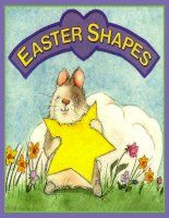 Sách tiếng Anh cho trẻ em Easter shapes