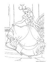 Sách tô màu cho bé: Thế giới công chúa