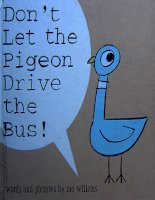 Sách tiếng Anh cho trẻ em Dont let the pigeon drive the bus