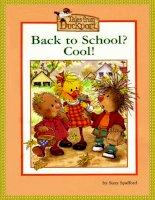 Sách tiếng Anh cho trẻ em Back to school cool