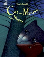 Sách tiếng Anh cho trẻ em Cat and mouse in the night