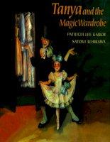 Sách tiếng Anh cho trẻ em Tanya and the magic wardrobe