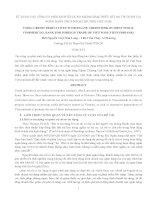 SỬ DỤNG CÁC CÔNG CỤ PHÁI SINH TÍN DỤNG NHẰM GIẢM THIỂU RỦI RO TÍN DỤNG TẠI NGÂN HÀNG TMCP NGOẠI THƯƠNG VIỆT NAM