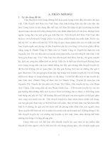 Nội dung và nghệ thuật của tiểu thuyết truyền kỳ viết bằng chữ hán của việt nam