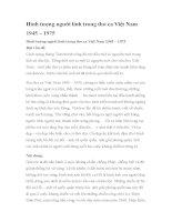 Hình tượng người lính trong thơ ca việt nam 1945 1975