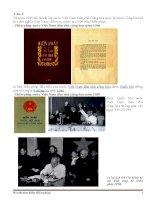 Bài dự thi tìm hiểu hiến pháp