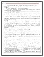 Giáo án vật lý 12 học kì 1 tiết  11