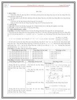 Giáo án vật lý 12 học kì 1 tiết  9