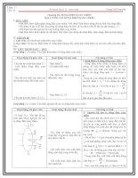 Giáo án vật lý 12 học kì 1 tiết  21