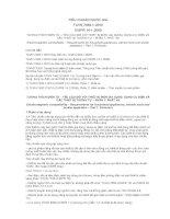 TƯƠNG THÍCH ĐIỆN TỪ – YÊU CẦU ĐỐI VỚI THIẾT BỊ ĐIỆN GIA DỤNG, DỤNG CỤ ĐIỆN VÀ CÁC THIẾT BỊ TƯƠNG TỰ – PHẦN 1: PHÁT XẠ