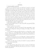 CÁC VẤN ĐỀ NGHIÊN CỨU ĐÁNH GIÁ ĐIỀU KIỆN ĐỊA KỸ THUẬT HỐ ĐÀO SÂU
