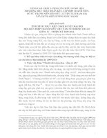 NÂNG CAO CHẤT LƯỢNG TỔ CHỨC CƠ SỞ HỘI, MỞ RỘNG MẶT TRẬN ĐOÀN KẾT, TẬP HỢP THANH NIÊN, CỔ VŨ THANH NIÊN RÈN ĐỨC, LUYỆN TÀI THAM GIA XÂY DỰNG QUÊ HƯƠNG GIÀU MẠNH
