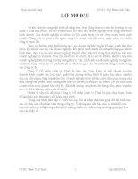 Nâng cao hiệu quả sử dụng vốn tại Công ty Cổ phần Sách và Thiết bị giáo dục Nam Định