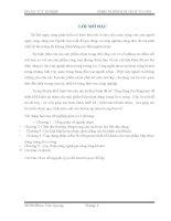 ỨNG DỤNG PROENGINEER THIẾT kế KHUÔN CHO sản PHẨM hộp NHỰA sử DỤNG TRONG lò VI SÓNG