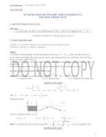 PT vô tỉ chứa tham số ôn thi đh (1)