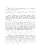 Hình tượng nhân vật trong truyện ngắn Vợ chồng A Phủ của nhà văn Tô Hoài
