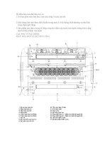 Lắp ráp máy điều hòa không khí hyundai univer 2010 d6cb  bộ điều hòa loại đặt trên nóc xe