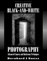 Creative black and white photograpghy