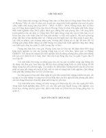 MỘT SỐ BIỆN PHÁP NÂNG CAO HIỆU QUẢ CÔNG TÁC BỒI DƯỠNG HỌC SINH GIỎI Ở TRƯỜNG THCS PHÚ BÀI