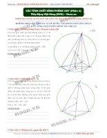 Các tính chất hình phẳng OXY phần 1