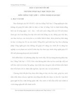 CHUYÊN đề PHƯƠNG PHÁP dạy học PHẦN âm môn TIÊNG VIỆT lớp 1   CÔNG NGHỆ GIÁO dục
